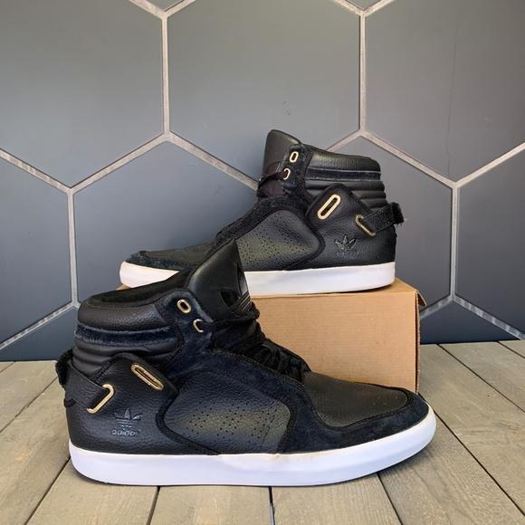 qualità stabile designer nuovo e usato reputazione prima adidas Shoes   Adirise Mid Originals Black Size 14   Poshmark